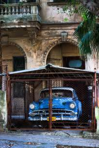 Cuba Havana Garage