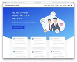Insurance agent website templates have some requirements and you have to know these requirements to choose the best one for your website. 24 Best Insurance Website Templates 2020 - Colorlib