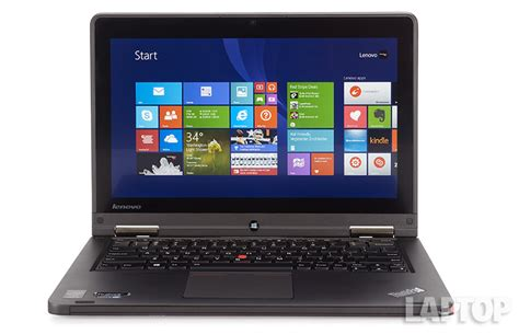 Lenovo ThinkPad Yoga Review: Business 2-in-1 Ultrabook