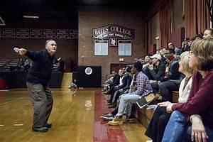 Bates at Night: Alumni Gymnasium | News | Bates College  Bates