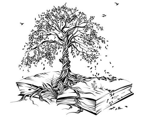 tree  life wisdom family mandala zentangle tattoo