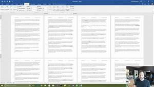 How To Really Use Microsoft Word  Headers And Footers