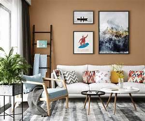 Try Caramel Custard House Paint Colour Shades For Walls