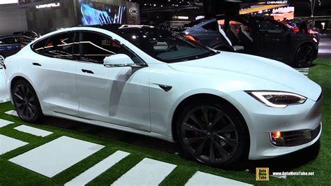 2019 Tesla Interior by 2019 Tesla Model S P100d Exterior And Interior