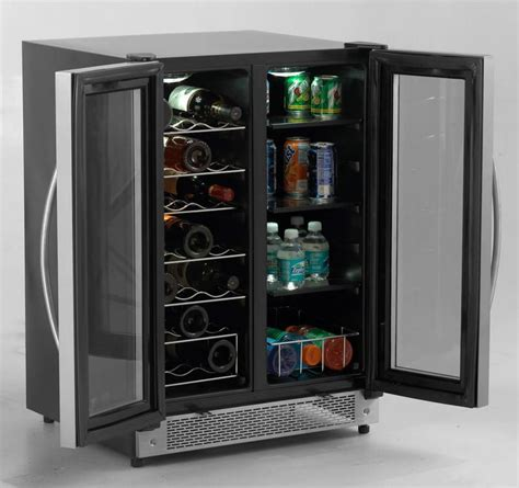 Avanti WBV21DZ 24 Inch Built in Side by Side Beverage