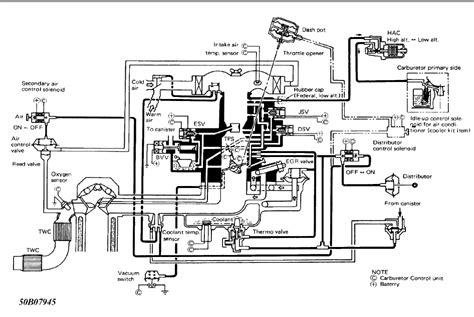 Need Help Finding The Vacuum Hose Diagram For