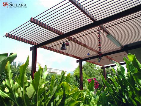 louver roof motorised louver roof system louvered patio
