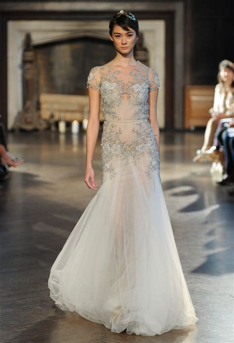 The Regal And Romantic 2015 Bridal Collection From Inbal