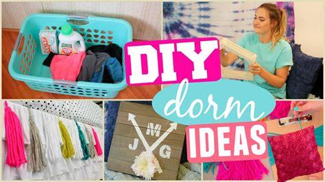 Diy Dorm Room Makeover! Decor & Organization Ideas