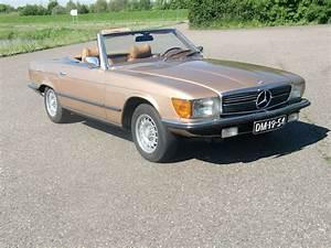 Mercedes Sl 350 Occasion : mercedes benz 350 sl w107 ~ Maxctalentgroup.com Avis de Voitures