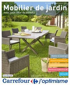 carrefour mobilier de jardin cataloguespromocom With meuble de jardin carrefour belgique