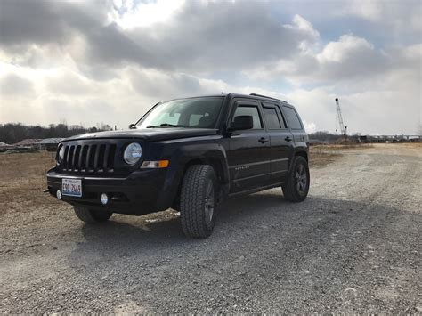jeep patriot off road tires biggest all terrain tires that will fit 17 quot fdi patriot