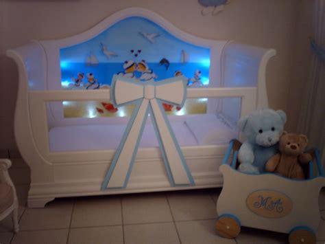 chambre de bebe original société ameublement de rêve lits lumineux modulables