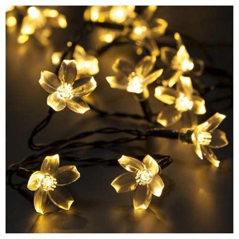 buy dobbies 40 cherry blossom lights warm white string