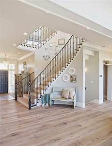 remodelaholic choosing a whole home paint color With wall paint colors for light wood floors