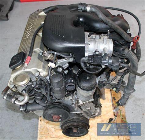bmw 3er e46 318i 318ci 1 9 m43 motor triebwerk 194e1 wenig km