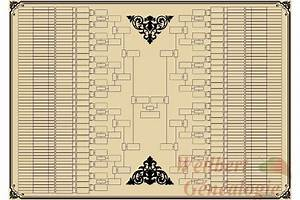 5 best images of printable family tree template free With printable family tree template 5 generations