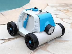 Robot Piscine Electrique : robot lectrique piscine thetys bestway oogarden ~ Melissatoandfro.com Idées de Décoration