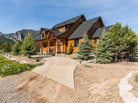 utah cabins for mountain valley paradise a pine valley utah luxury log