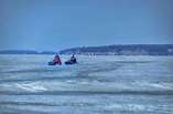 Chad Whaley on   Great lakes, Lake erie, Open water