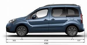 Dimensions Peugeot Partner : nouveau peugeot partner tepee electric fiche technique motorisations ~ Medecine-chirurgie-esthetiques.com Avis de Voitures