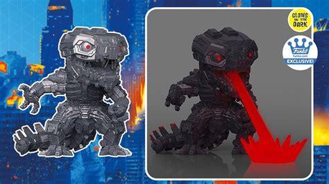 Kong is joining the s.h.monsterarts series! Godzilla vs Kong: Mechagodzilla Funko Pop Exclusive ...