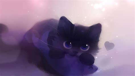 Black Cat Anime Wallpaper - digital cat black cat hd wallpapers desktop