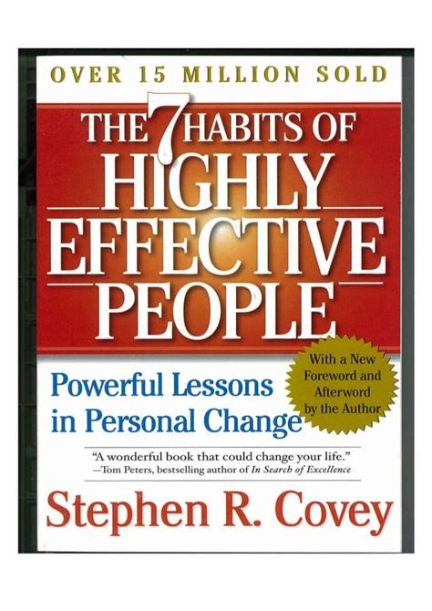 habits  highly effective people summary
