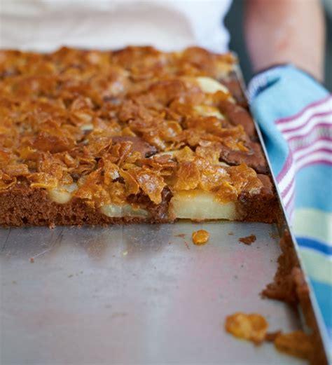 Bilder Kuchen by Schoko Birnen Kuchen Rezept Essen Und Trinken