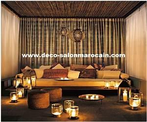 Salon Oriental Moderne : salon oriental moderne lyon ~ Preciouscoupons.com Idées de Décoration