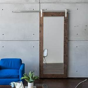 best 25 modern mirrors ideas on pinterest wall mirrors With barn door with mirror on one side