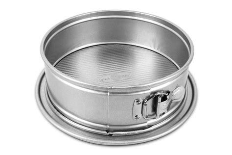 usa pans nonstick aluminized steel springform pan  cutlery