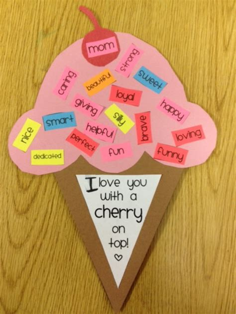 ideas to do for mothers day mother s day card ideas for kids