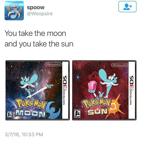 Pokemon Sun And Moon Memes - you take everything that seems like fun pokemon sun and moon cover parodies know your meme
