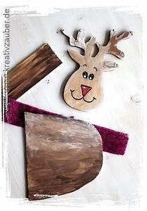 Acrylfarben Auf Holz : elch basteln aus holz bastelvorlage kreativzauber ~ Orissabook.com Haus und Dekorationen