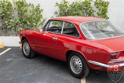 1965 Alfa Romeo by 1965 Alfa Romeo Giulia The Barn Miami