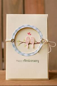 happy anniversary card circle negative space for 2 love With make wedding anniversary card online