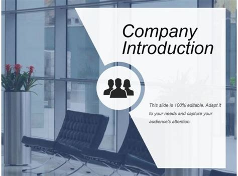 company introduction powerpoint ideas powerpoint design
