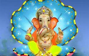 God Ganesh 3d hd photos for facebook and whatsapp dp ...