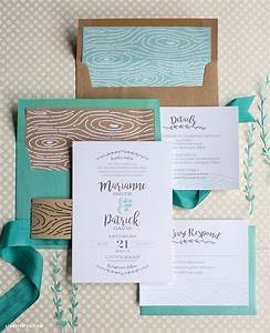 herb and woodgrain pattern wedding invitations With wedding invitations for november