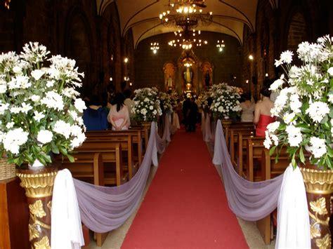 marva s blog church wedding decor
