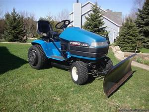 Ford Ls45 Lawn Tractor Parts
