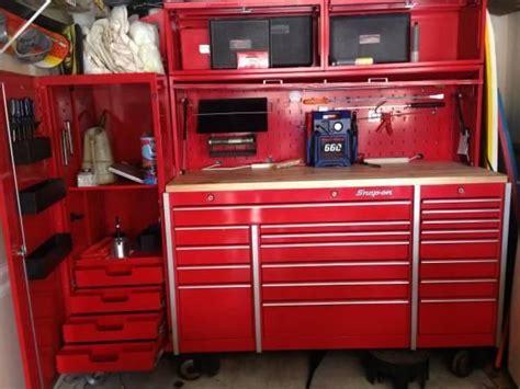 snap locker blue  sale yakaz tool boxes