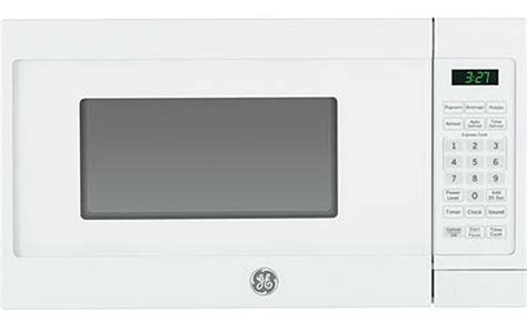 ge white countertop microwave oven jemdhww