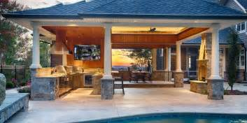 home plans with large kitchens outdoor kitchen pictures kalamazoo outdoor gourmet