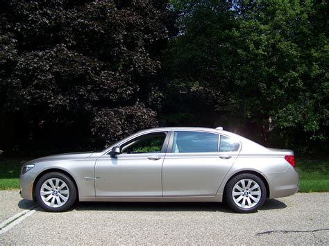 Review 2010 Bmw 750li Xdrive  The Truth About Cars
