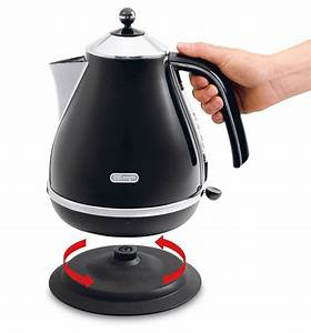 Amazon Com  De U0026 39 Longhi Kbo1401bk Electric Kettle  Delonghi