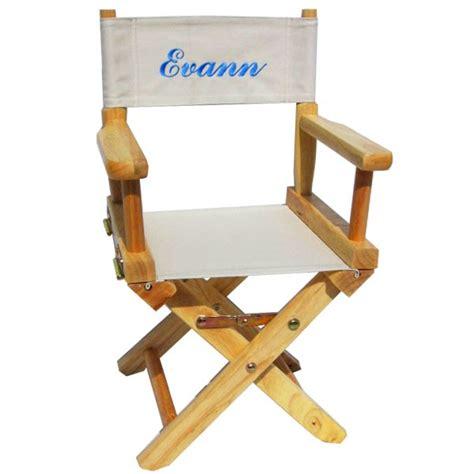 chaise de cin ma fauteuil metteur en scène personnalisé