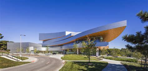 Gallery of Hancher Auditorium / Pelli Clarke Pelli ...