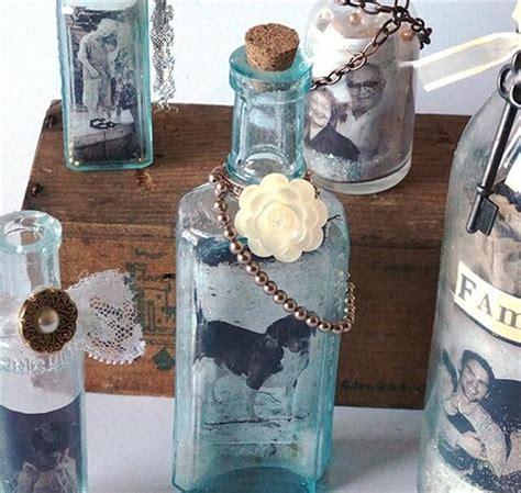 diy glass jar photo frames gift ideas diy